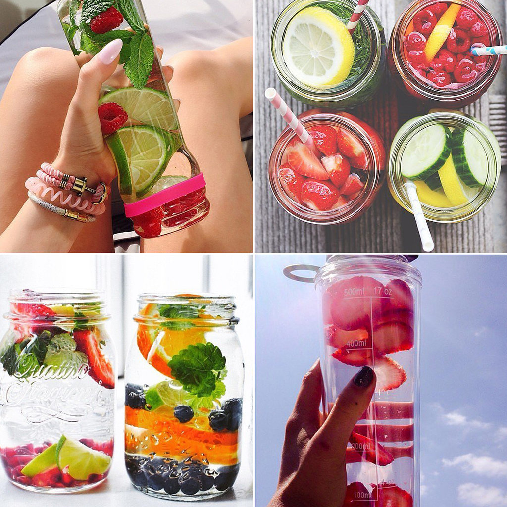 fruit water recipes healthy fruit shake