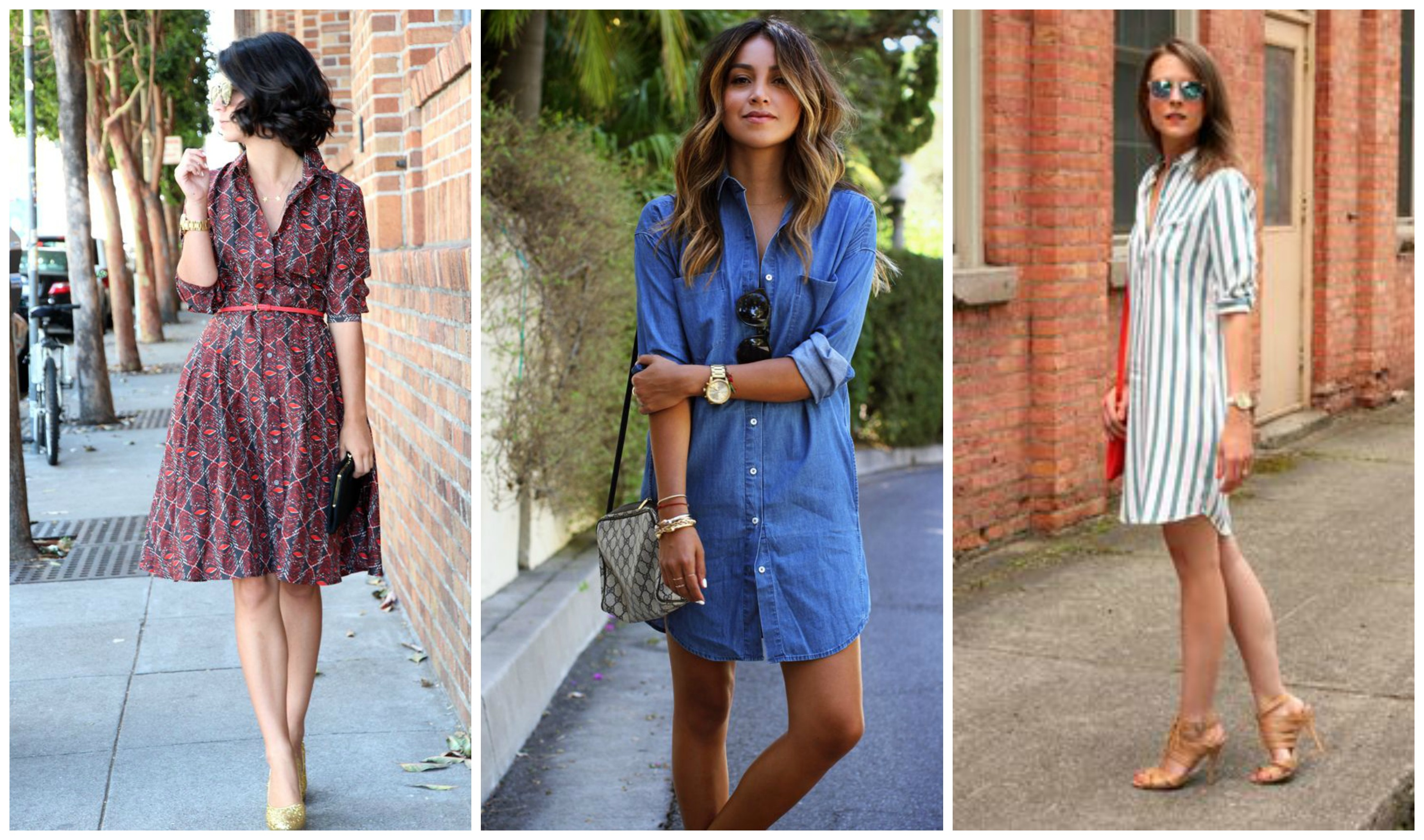 144f0c39a9b OUTFIT OF THE WEEK  THE SHIRT DRESS – HOW TO WEAR IT… AND FEEL ...